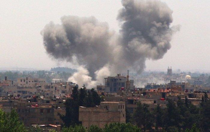 AA: YPG, Esad yönetiminin düzenlediği seçimlerde aday olan Arapları alıkoydu