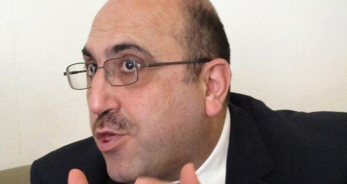 Suriye İnsan Hakları Gözlemevi kurucusu Rami Abdulrahman