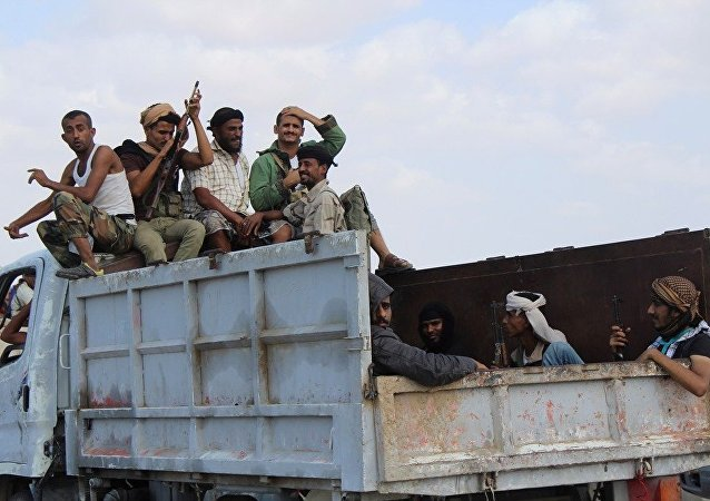 Yemen, militan, kamyonet