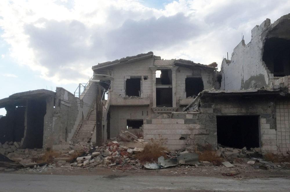 Suriye ordusu IŞİD'e karşı