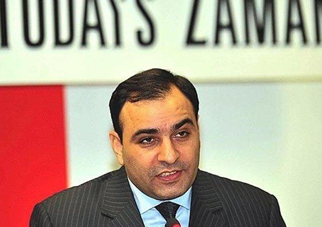 Todays Zaman Gazetesi Genel Yayın Yönetmeni Bülent Keneş