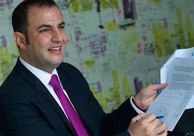 Gezici araştırma şirketinin sahibi Murat Gezici