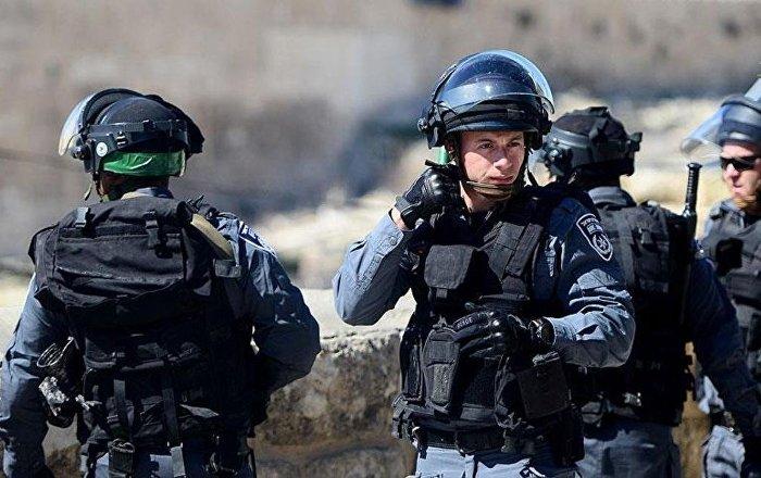 İsrail polisi, Ramazan kumanyalarına el koydu
