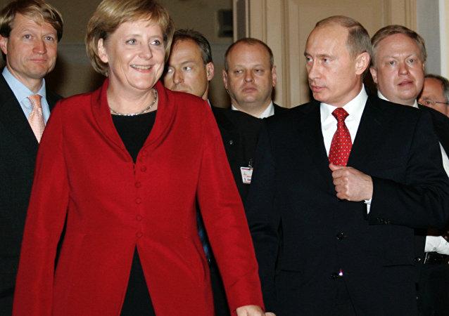 Angela Merkel - Galeri