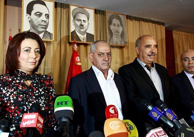 Nobel Barış Ödülü'nü Tunus Diyalog Komitesi üyeleri