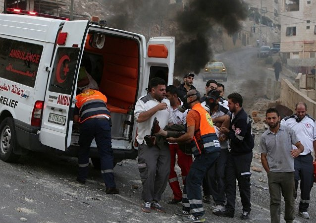 Gazze'de cuma namazı sonrası çatışma
