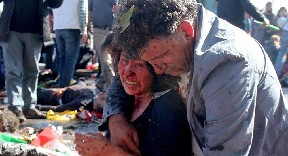 RTÜK, Ankara'daki saldırı anına ait görüntülere 'geçici' yayın yasağı getirdi.