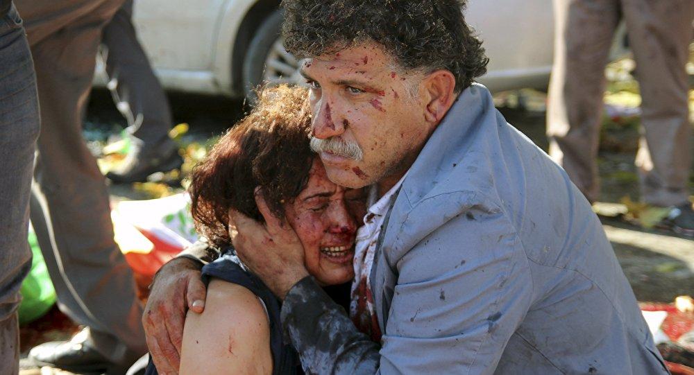 Ankara'daki katliam