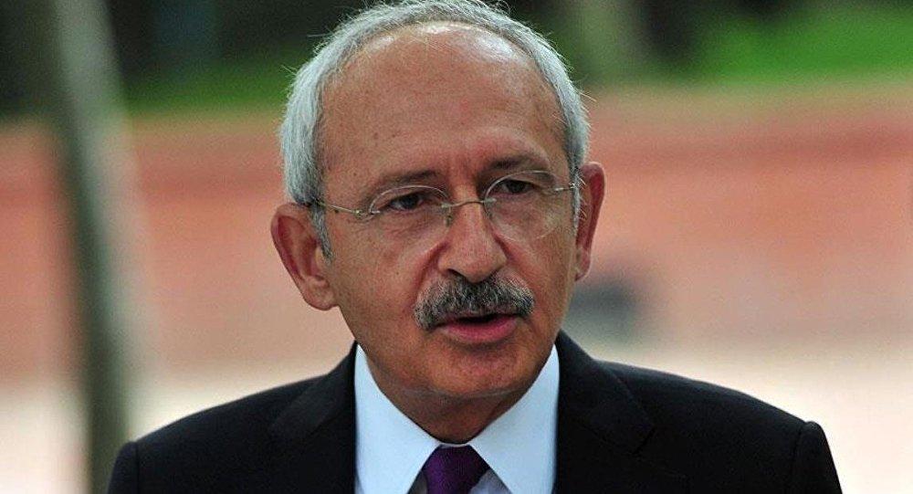 CHP lideri Kemal Kılıçdaroğlu, Bu kadar ağır bir olayı Türkiye Cumhuriyeti'nde yaşayan hiçbir yurttaş sindiremez. İçişleri ve Adalet Bakanı görevinden ayrılmalı dedi.