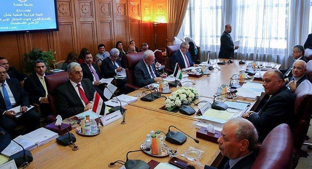 Arap Birliği Filistin için toplanacak