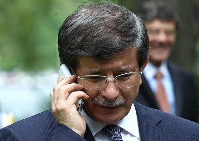 Başbakan Ahmet Davutoğlu, TTB Merkez Konsey Başkanı İlhan, KESK Başkanı Özgen ve DİSK Başkanı Beko'yu telefonla arayarak başsağlığı diledi.