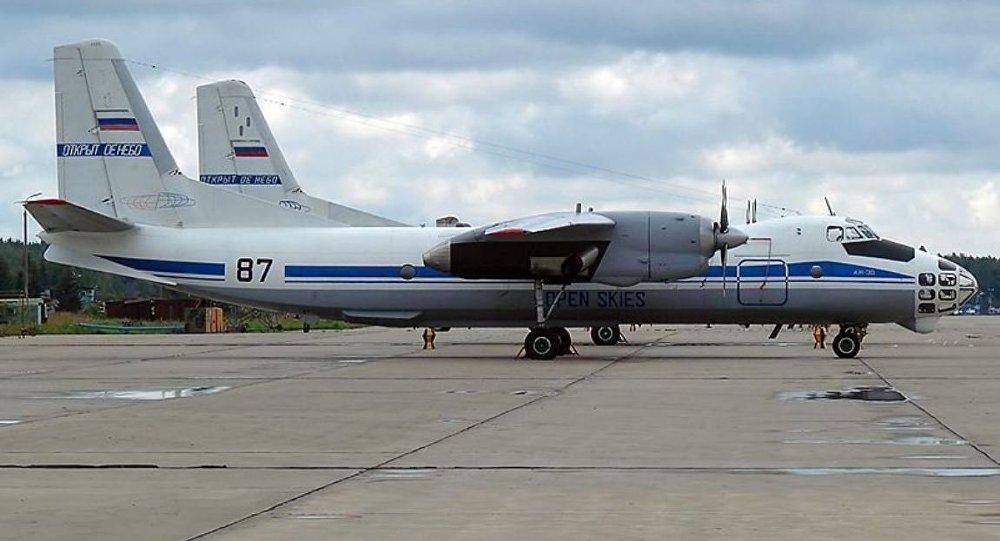An-30B Rus gözlem uçağı