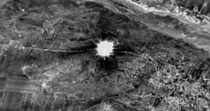 Rus hava güçlerinin Suriye'deki saldırıları