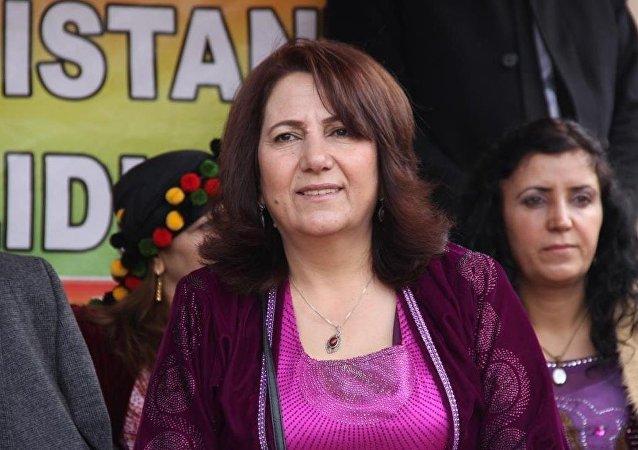Yüksekova Belediye Başkanı Ruken Yetişkin