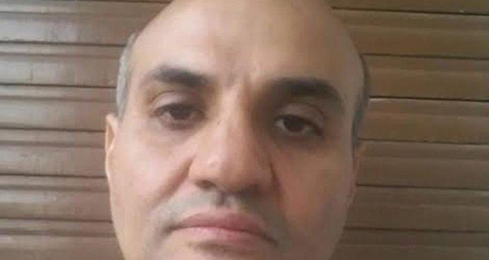 Suriye Milliyetçi Sosyalist Parti'den Tarık El Ahmet