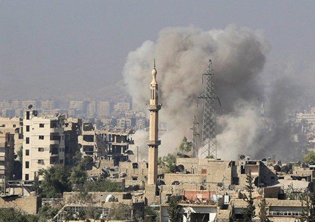 Suriye çatışma