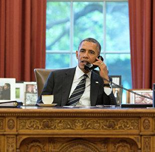 ABD Başkanı Barack Obama