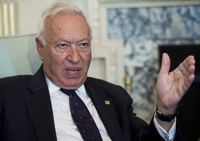 İspanya Dışişleri Bakanı Jose Manuel Garcia-Margallo