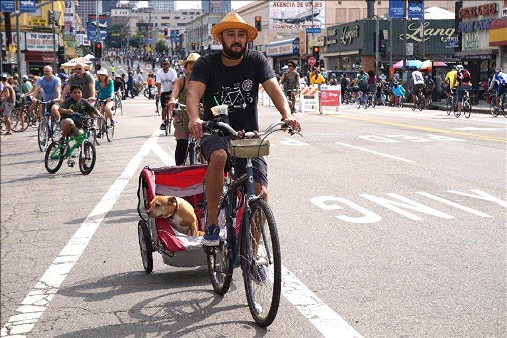 CicLAvia bisiklet festivali