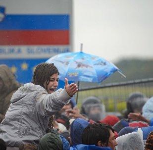 Slovenya - sığınmacı