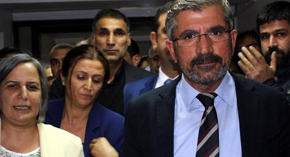 Diyarbakır Baro Başkanı Tahir Elçi