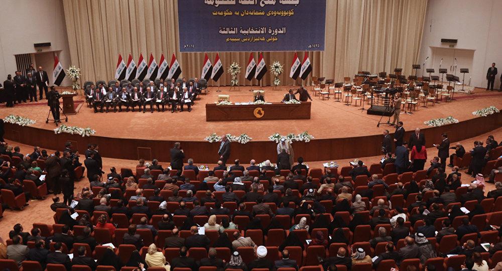 Irak meclisi