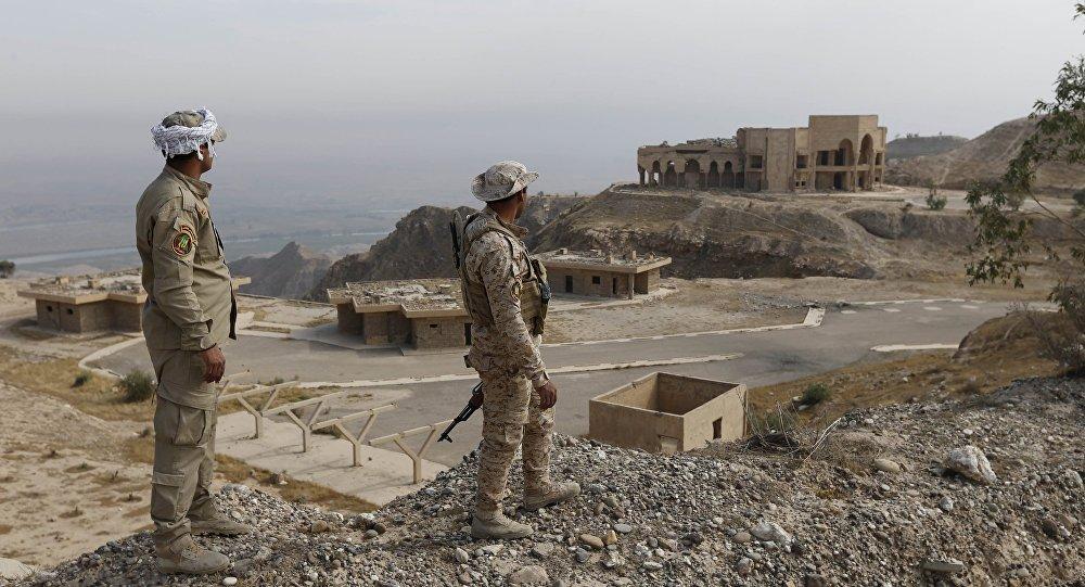 Irak ordusu IŞİD'e ait toplu mezarlar buldu