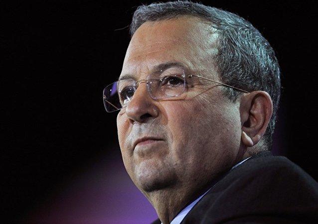 İsrail eski Savunma Bakanı Ehud Barak