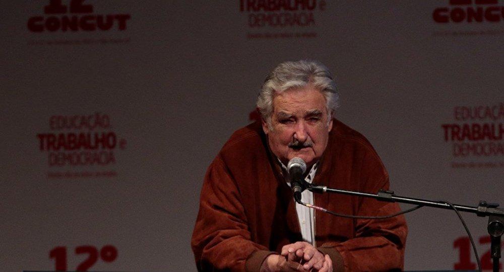 Uruguay eski Devlet Başkanı Jose Mujica