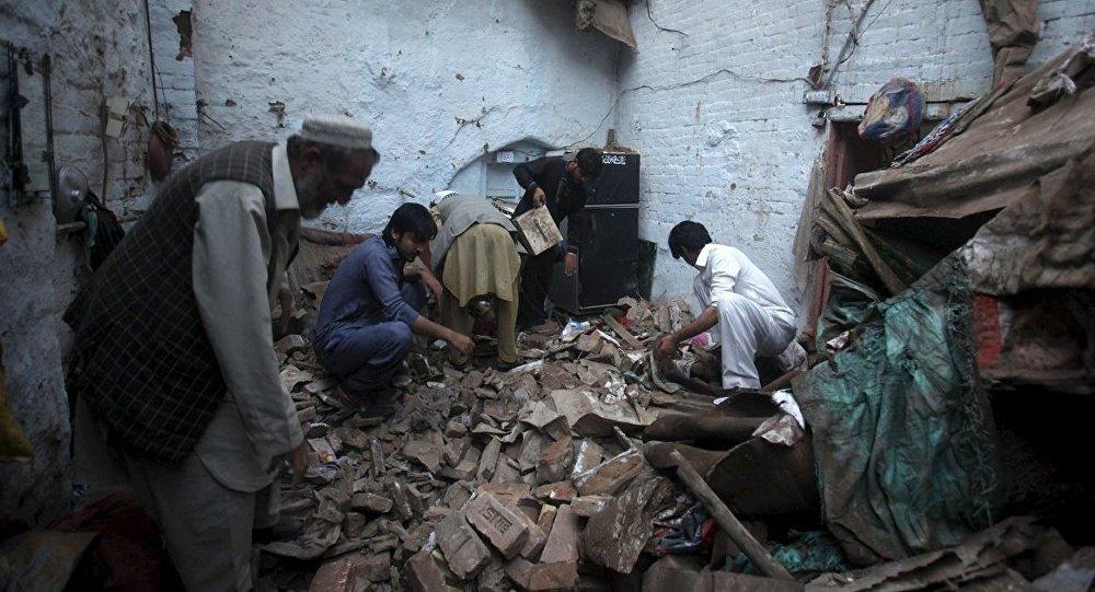 Afganistan'da deprem