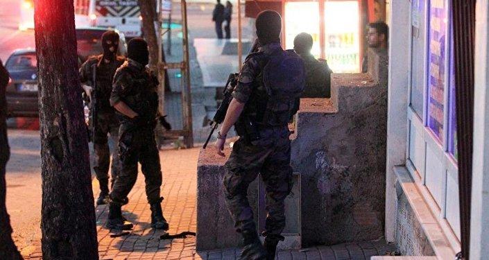 İstanbul Sultanbeyli'de IŞİD operasyonu