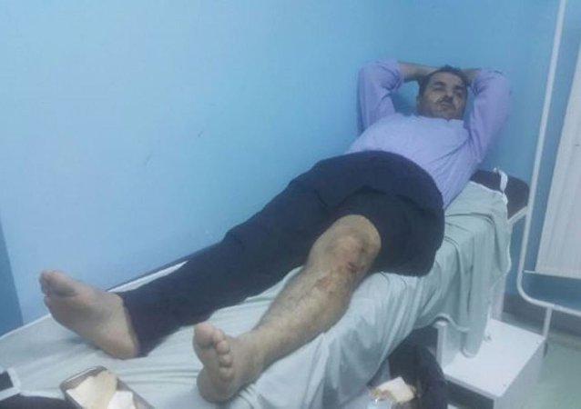 Şırnak'ta Hüda-Par İlçe Başkanı Mehmet Hamit Ersoy, silahlı saldırıda yaralandı