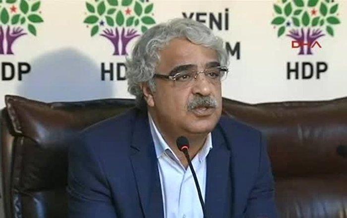 HDP,  seçimlerin yenilenmesi için YSK'ya başvuracak