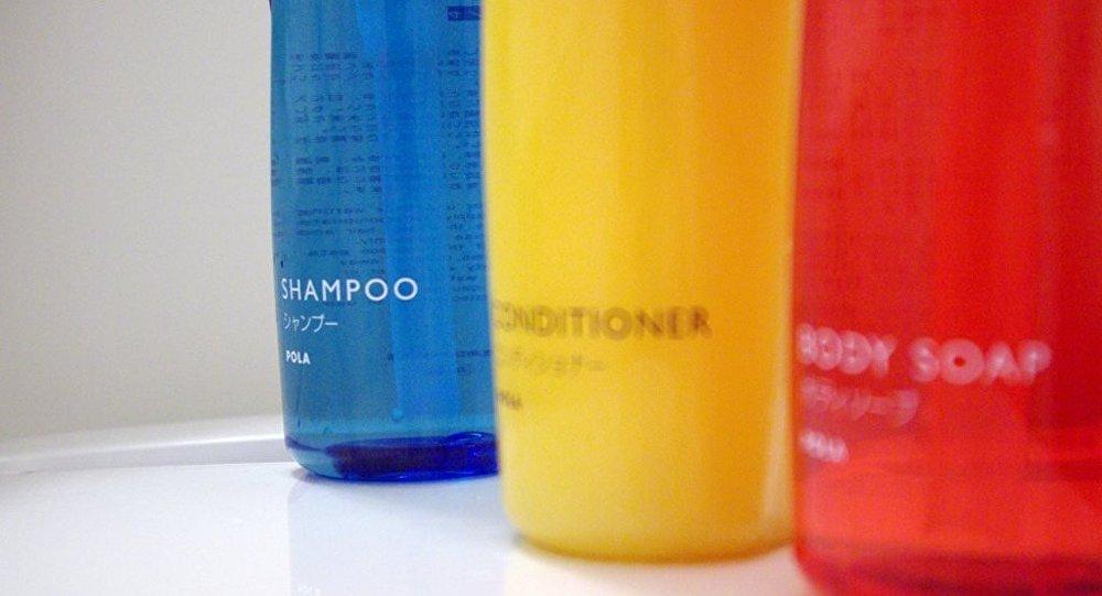 Kozmetik ürünleri - sabun - şampuan