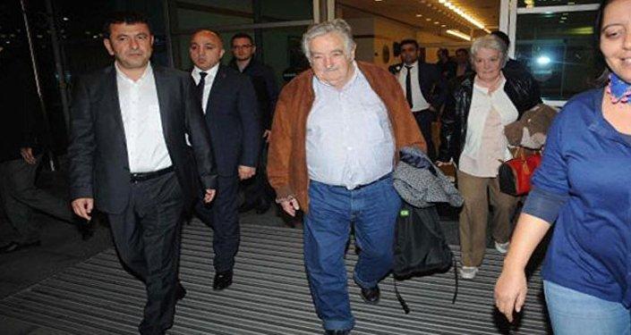 Uruguay Devlet Başkanı Jose Mujica