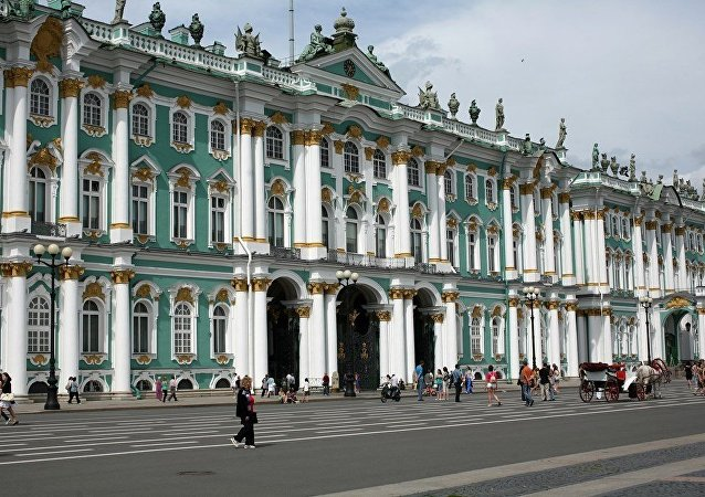 Kış Sarayı - Ermitaj Müzesi