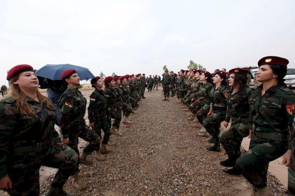 Kürt Kadın Savunma  Birliği