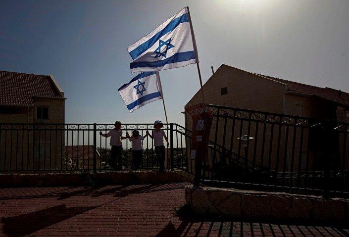 Batı Şeria'daki İsrail yerleşim yerleri