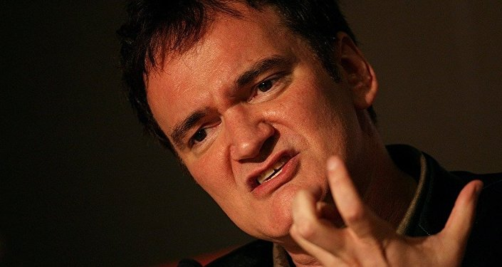 ABD'li yönetmen Quentin Tarantino