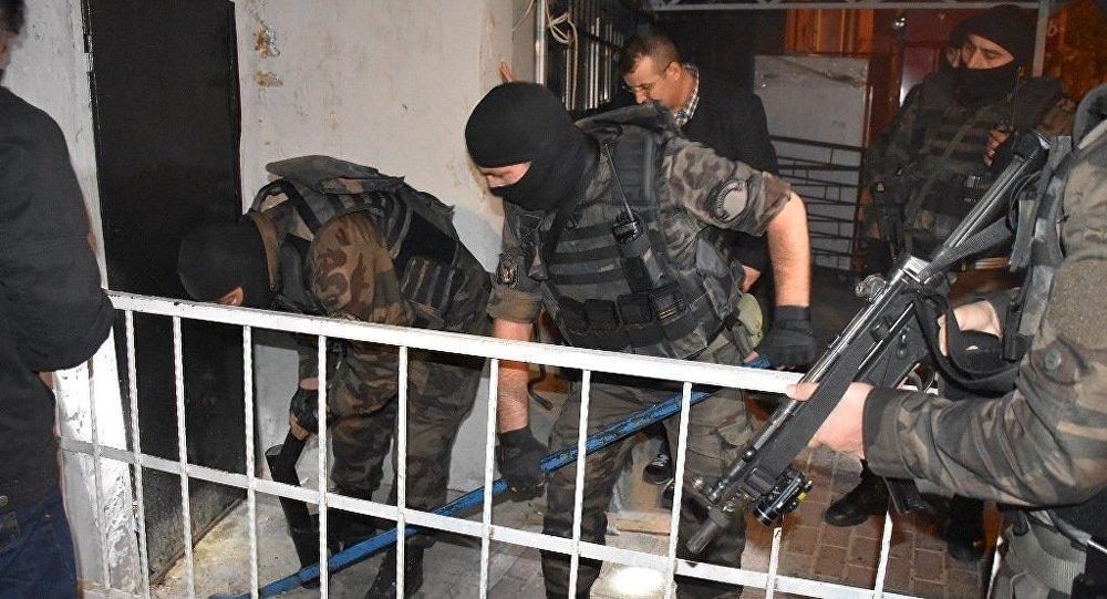 Şişli Kuştepe'de uyuşturucu operasyonu