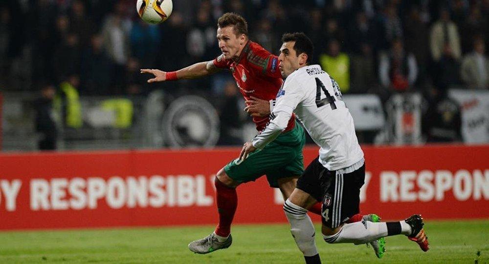 Beşiktaş  - Lokomotiv Moskova