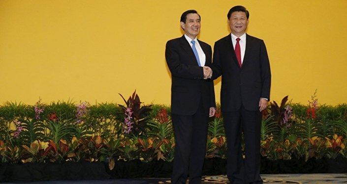 Çin Devlet Başkanı Şi Cinping ile Tayvan lideri Ma Ying-jeou bugün Singapur'da bir araya geldi.