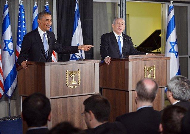ABD Başkanı Barack Obama- İsrail Başbakanı Benyamin Netanyahu
