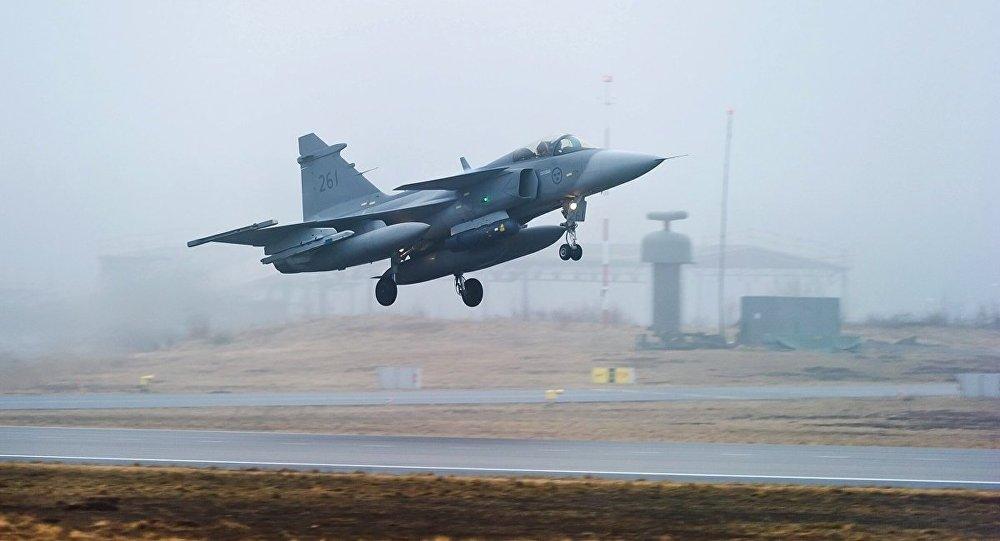 İsveç Hava Kuvvetleri