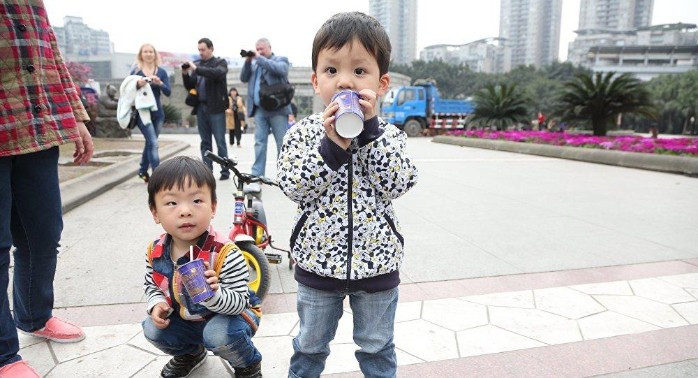 Çin 'tek çocuk' politikası