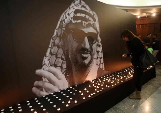 Filistin'in eski lideri Yaser Arafat, ölümünün 11. yıldönümünde anıldı.