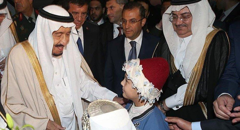 Suudi Arabistan Kralı Selman bin Abdülaziz El Suud