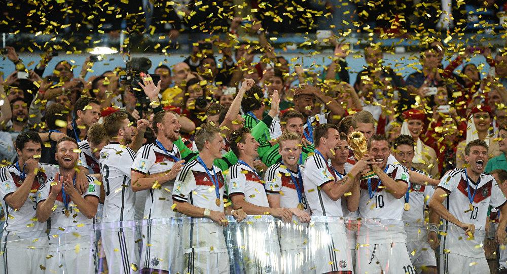 Almanya Milli Futbol Takımı - 2014 Dünya Kupası