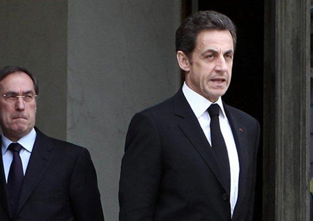 Claude Guéant - Nicolas Sarkozy