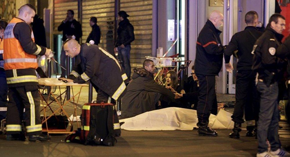 Paris saldırı